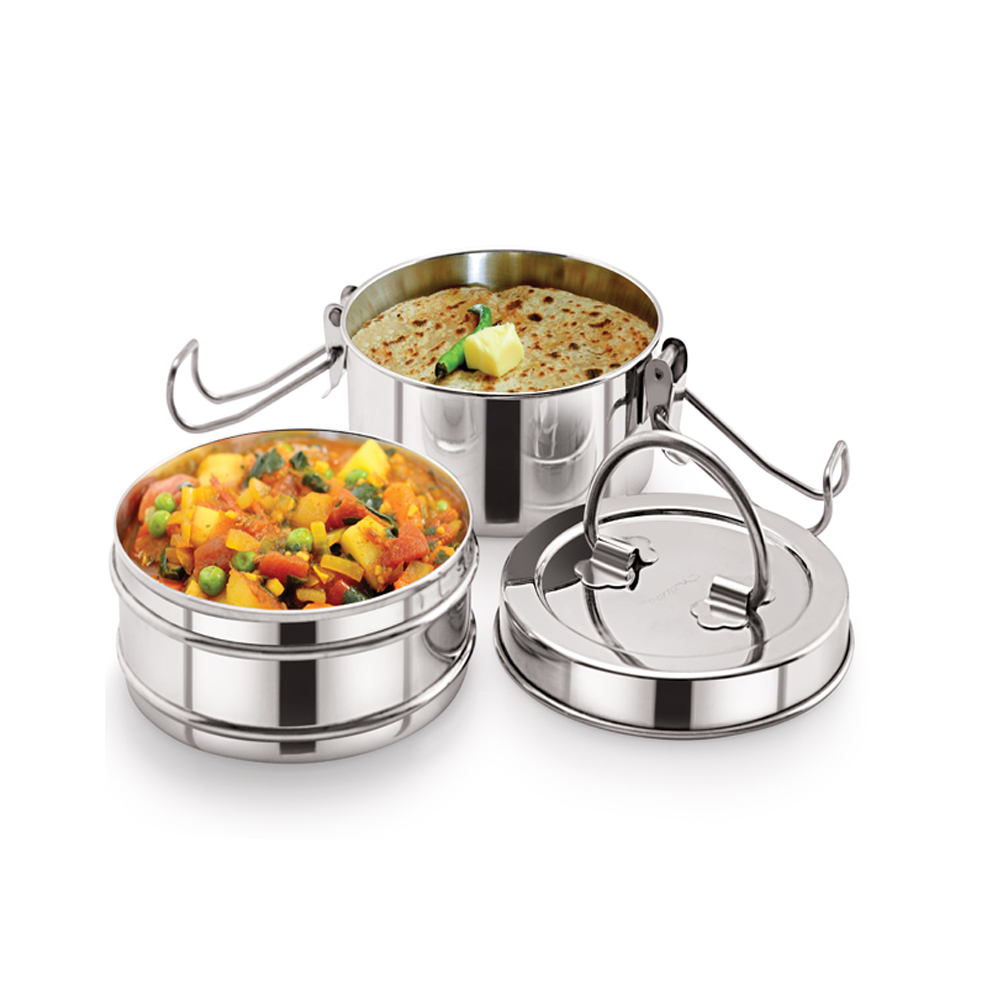 Neelam Combo 5 Tiffin with Bottle