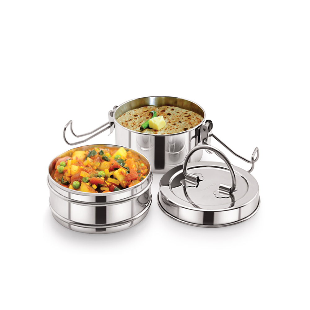 Neelam Combo 18 Tiffin with Bottle